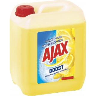 Płyn myjący uniwersalny 5L Boots Soda&Cytryna AJAX