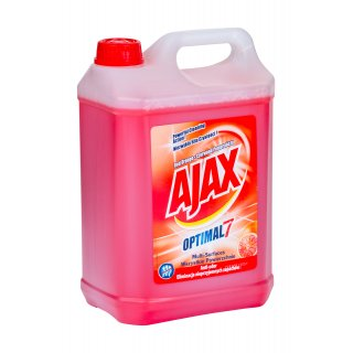 Płyn uniwersalny 5L Czerwona pomarańcza AJAX