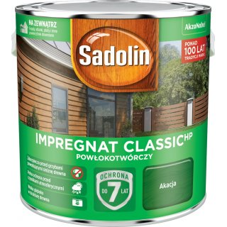 Impregnat Sadolin Classic Akacja 2,5L AKZO NOBEL
