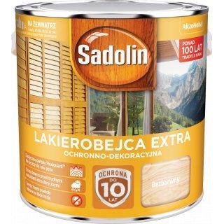 Impregnat do drewna  Bezbarwny 2,5L Sadolin Extra