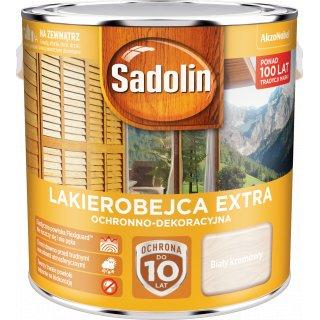Impregnat do drewna  Biały Kremowy 2,5L Sadolin Extra