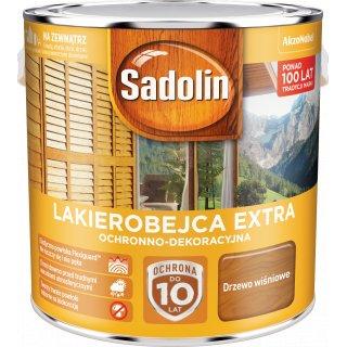 Impregnat do drewna  Drzewo Wiśniowe 2,5L Sadolin Extra