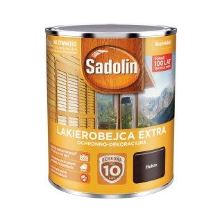 Impregnat do drewna  Heban 0,75L Sadolin Extra