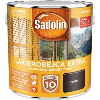Impregnat do drewna Heban 2,5L Sadolin Extra