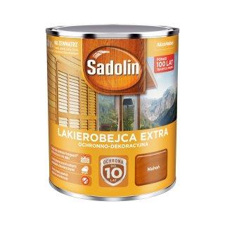 Impregnat do drewna  Mahoń 0,75L Sadolin Extra