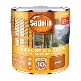 Impregnat do drewna  Mahoń 2,5L Sadolin Extra