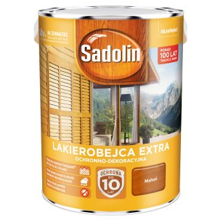 Impregnat do drewna Mahoń 5L Sadolin Extra