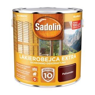 Impregnat do drewna  Palisander 2,5L Sadolin Extra
