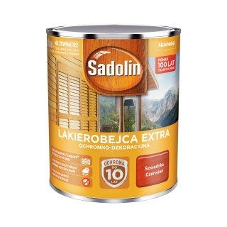 Impregnat do drewna  Szwedzka Czerwień 0,75L Sadolin Extra