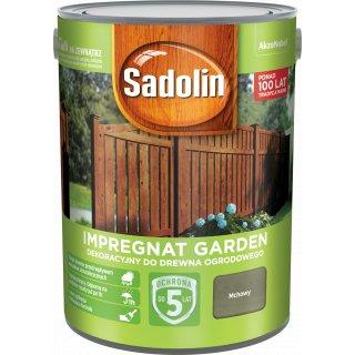 Impregnat do drewna Garden mchowy 5 L Sadolin