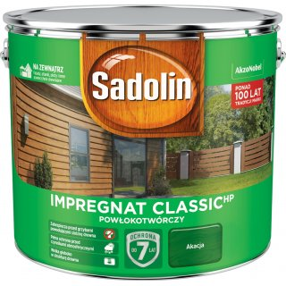 Impregnat do drewna  Akacja 9L Sadolin Extra