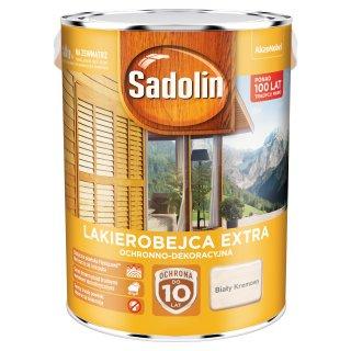 Impregnat do drewna Biały Kremowy 5L Sadolin Extra