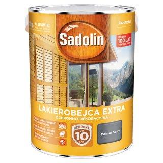 Impregnat do drewna Ciemny Szary 5L Sadolin Extra