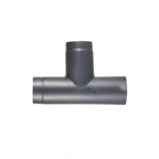Trójnik dymowy 180/90° lub 45° RADECO