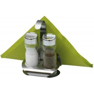 Komplet przyprawników Lindi 3-elementowy sól i pieprz AMBITION