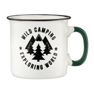 Kubek Adventure Wild Camping 510 ml AMBITION
