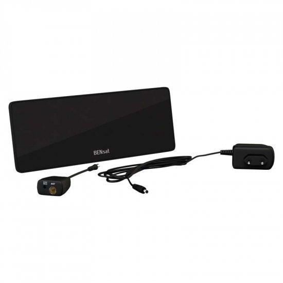 Antena pokojowa HD-101N, 44 dBi, filtr LTE/4G EMOS