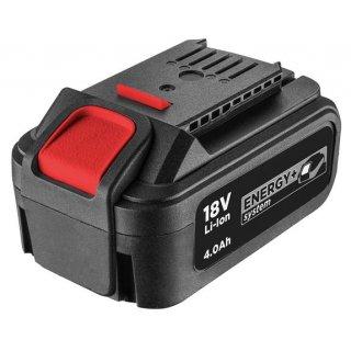 Bateria Li-Ion 4.0 Ah 58G004 system Energy+ GRAPHITE