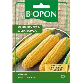Kukurydza cukrowa nasiona 20 g BIOPON