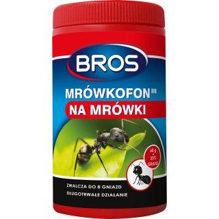 Środek na mrówki 60 g Mrówkofon BROS