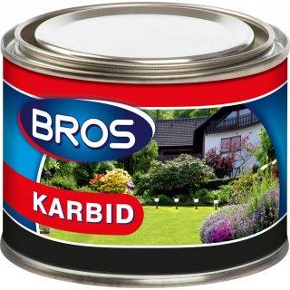 Karbid granulowany 500 g BROS