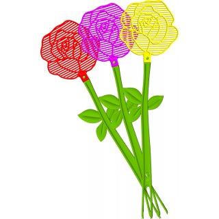 Packa na muchy kwiatek BROS