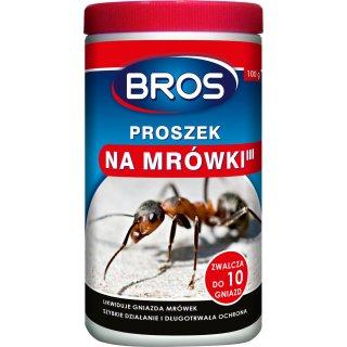 Proszek na mrówki 100 g BROS