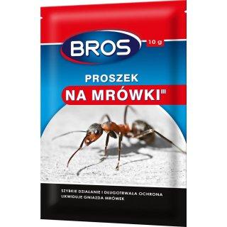 Proszek na mrówki 10 g BROS