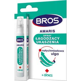 Spray łagodzący ukąszenia 8 ml BROS