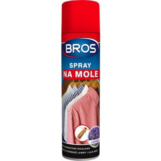 Spray na mole 150 ml BROS