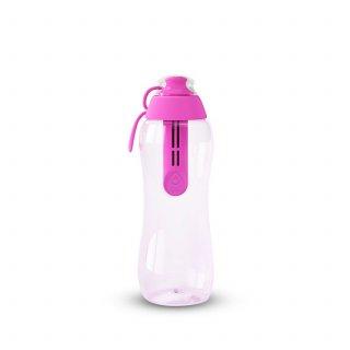 Butelka filtrująca 0,3 L flamingowa DAFI