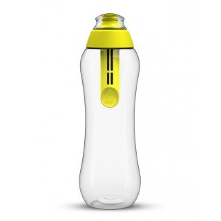 Butelka filtrująca z wkładem cytrynowa 0,5 L DAFI