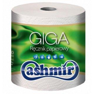 Ręcznik papierowy Giga Rolka 500 listków CASHMIR