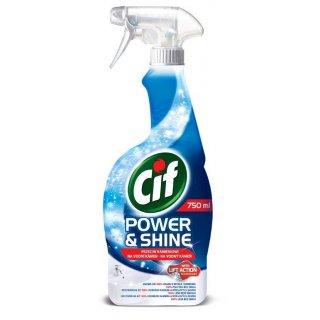 Płyn w sprayu do czyszczenia przeciw kamieniowi 750 ml CIF