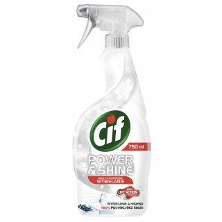 Płyn wybielający w sprayu 750 ml CIF