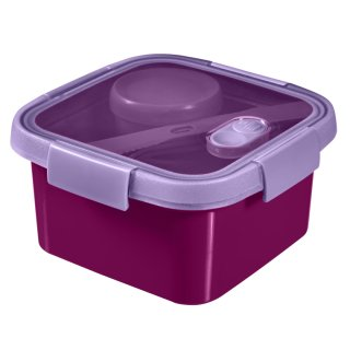 Pojemnik na żywność To Go Lunch Kit kwadratowy 1,1 l CURVER