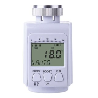 Cyfrowa głowica termostatyczna T30 EMOS