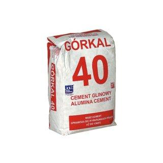 Cement ogniotrwały Górkal 5 kg
