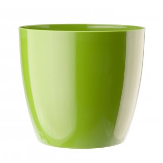 Doniczka Aga 18 cm zielony GALICJA