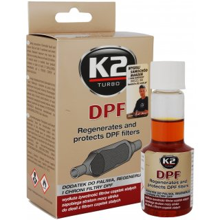 Dodatek do paliwa ochronny dla filtrów DPF PROFAST