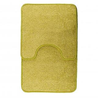 Dywaniki łazienkowe zielone GALICJA