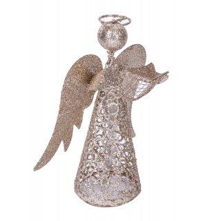 Figurka dekoracyjna anioł LED 20 cm KAEMINGK