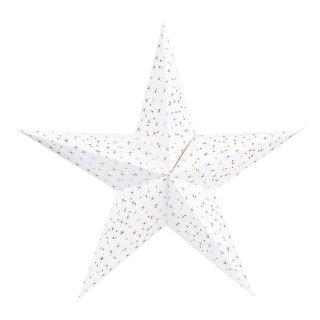 Gwiazda dekoracyjna świetlna 60 cm multikolor KAEMINGK