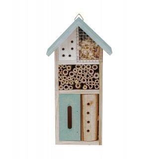 Drewniany domek dla insektów 13,5x8x26 cm