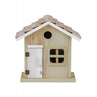 Drewniany domek dla insektów 15x8x20 cm
