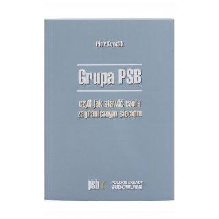 """E-book """"Grupa PSB czyli jak stawić czoła zagranicznym sieciom"""