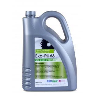 Olej do smarowania łańcuchów pił 5 L Ekopil 68
