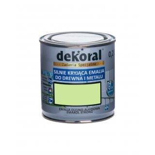 Emakol Strong miętowy 0,2l DEKORAL