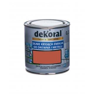 Emakol Strong orzech średni 0,2l DEKORAL