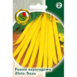 Fasola Szparag.Żółta Karłowa Galopka 20 g